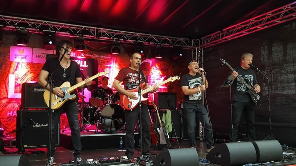 Rockfall Band Lamboyfest 2018