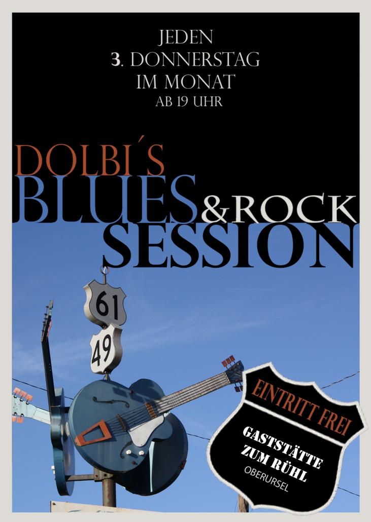 Dolbi`s Blues&Rock Session